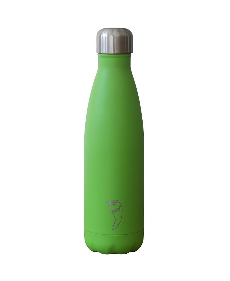 Chilly´s Bottles - Verde Neón 500 ml
