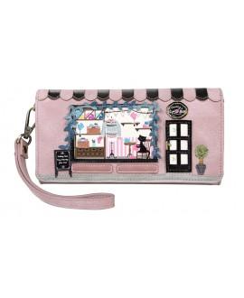 Vendula Wool Shop - Flap Wallet