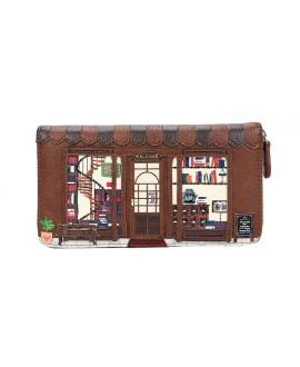 Vendula Old Book Shop Café - Cartera grande