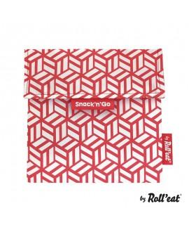 Snack´n´Go Tiles Rojo