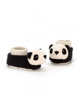 Botines Panda Peluche - Jellycat