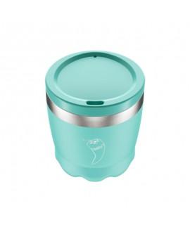 Chilly´s Vaso de café con tapa - Menta Pastel 230 ml