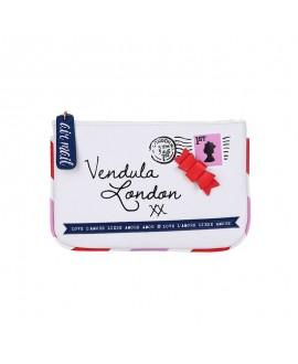 Vendula Post Box - Monedero con cremallera