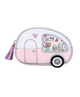 Vendula Sweetie Caravan - Monedero-cremallera