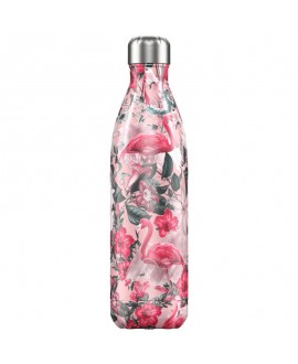 Chilly´s Bottles - Flamingo 750 ml