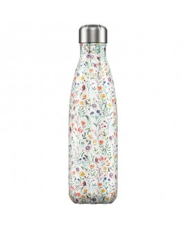 Chilly´s Bottles - Floral Liberty 500 ml - Meadow