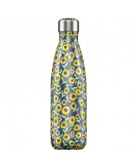 Chilly´s Bottles - Floral Girasoles 500 ml