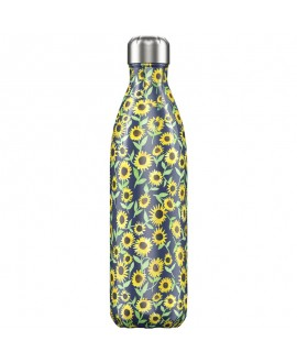 Chilly´s Bottles - Floral Girasoles 750 ml