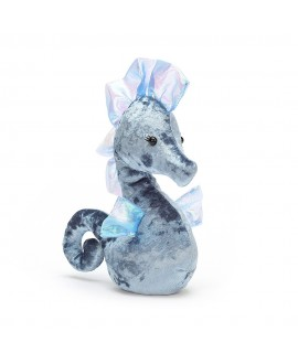 Caballito de Mar Coral Azul - Peluche Jellycat