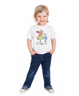 Camiseta Be Different - infantil