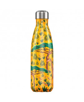 Chilly´s Bottles - Tropical Jirafas 500 ml