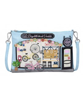 La Bicyclette de Vendula - Bolso Clutch