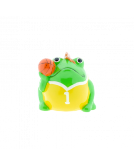 Pomme Podou - Money box Basketball Freddy
