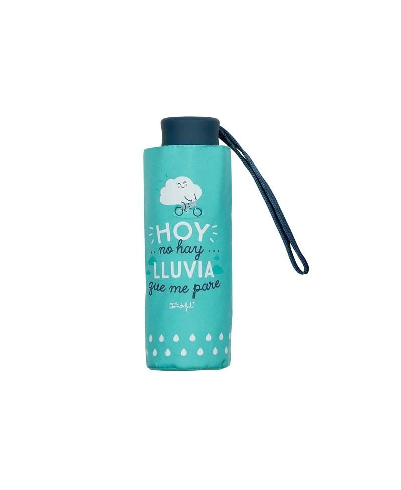 0896f793a53 Paraguas Mr Wonderful - Hoy no hay lluvia que me pare
