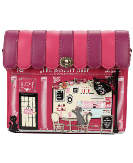 Vendula Biscuit Shop Cherry - Bolso Cofre
