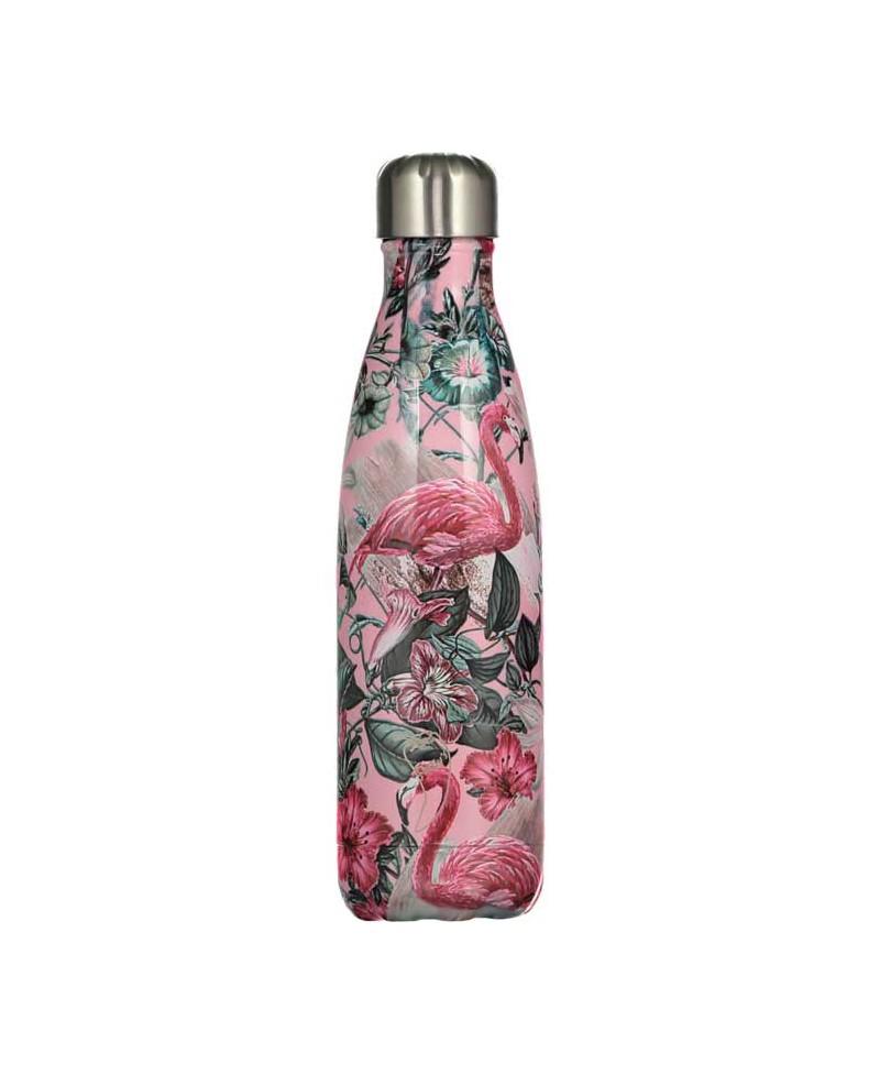 Chilly´s Bottles - Flamingo 500 ml