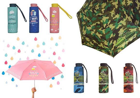 475dcab12b8 Mr Wonderful and Kukuxumusu umbrellas